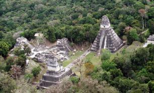 Ацтеки строили стены из черепов
