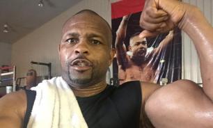 Американский боксер Рой Джонс поселится в Подмосковье