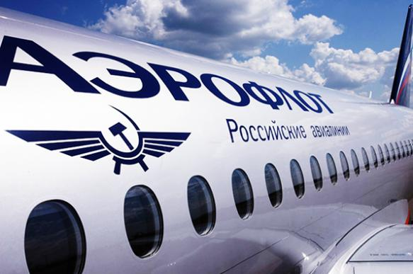 "Литва хватает ""Аэрофлот"" за крылья"