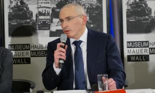 Ходорковский снова захотел чужой смерти