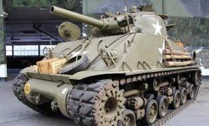 """Американский танк """"Шерман"""" проедет по главной площади Хабаровска"""
