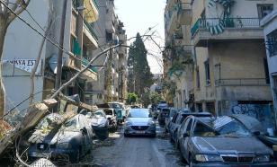МЧС России завершает работу в Бейруте