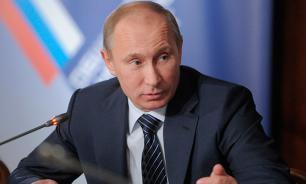 Владимир Путин: Чиновники должны думать, как улучшить отечественное здравоохранение и образование
