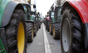 Кубанские фермеры отказались от поездки на тракторах в Москву