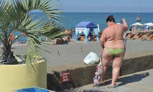 Алтайский край возглавил рейтинг регионов РФ по числу больных ожирением