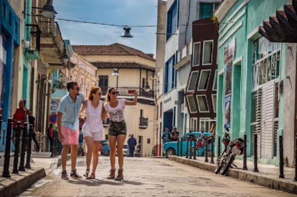 Российский турпоток на Кубу вырос на 30%