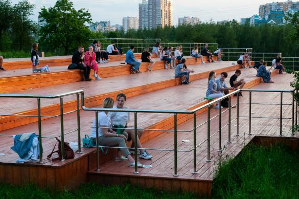 Завтра Москва вернется к нормальной жизни