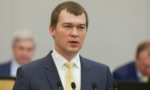 Дегтярёв объехал все районы Хабаровского края