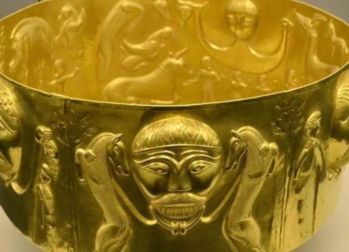 Золотая находка времен Третьего рейха