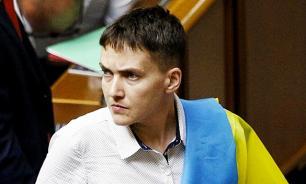 Визит наводчицы: Зачем Надежда Савченко приехала в Москву