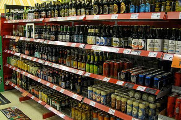 Россиян ждет серьезный дефицит импортных алкогольных напитков