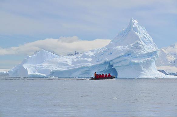 Ученые: Антарктида тает, ряд государств затопит