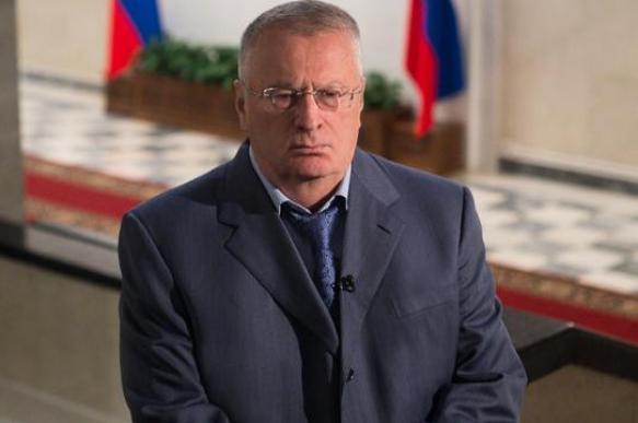 Жириновский: полиция имеет право задерживать людей на незаконных акциях