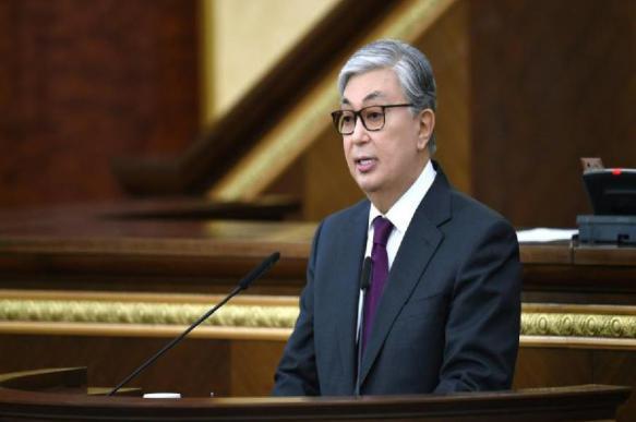 Токаев: Казахстан не считает аннексией воссоединение Крыма с Россией