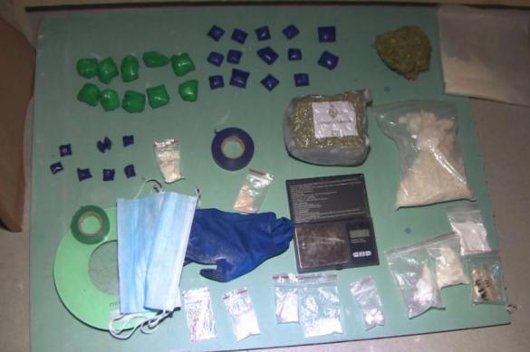 Наркоторговца-оптовика задержали в Брянске