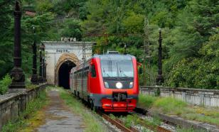 Россия возобновит железнодорожное сообщение с Абхазией