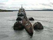 Российскую субмарину утопили деньги Запада?