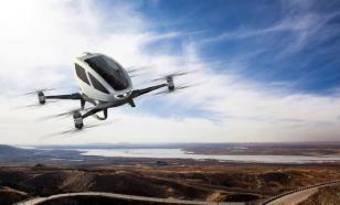 К 2025 году в России появится беспилотное летающее такси