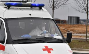 Медучреждения Приморья получили новые машины скорой помощи