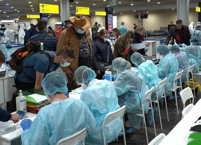 Число инфицированных COVID-19 в России будет не менее трёх миллионов