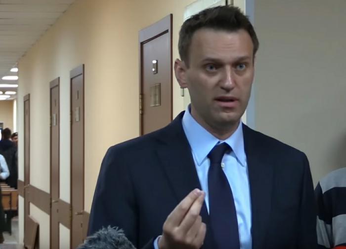 МИД РФ: посольство ФРГ в Москве финансировало проекты Навального