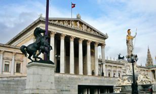 В австрийском парламенте нашли склад нацистских артефактов