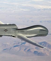 ''Раскрыта'' цель полетов беспилотника США рядом с Крымом