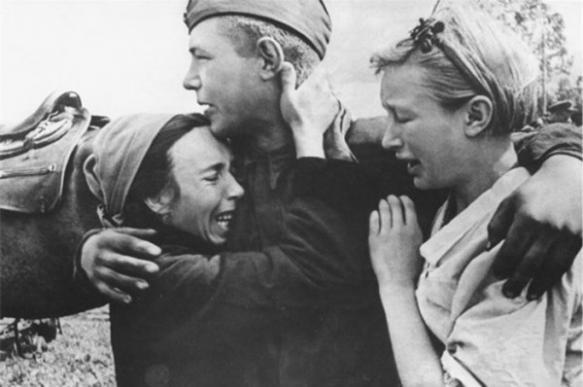 Трогательные военные истории от которых  веет холодом. Часть 4.
