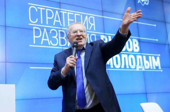 """Жириновский о будущем: """"Ни один режим не рухнет, не ждите"""""""