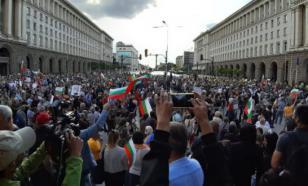 Болгария восстала против олигархической власти