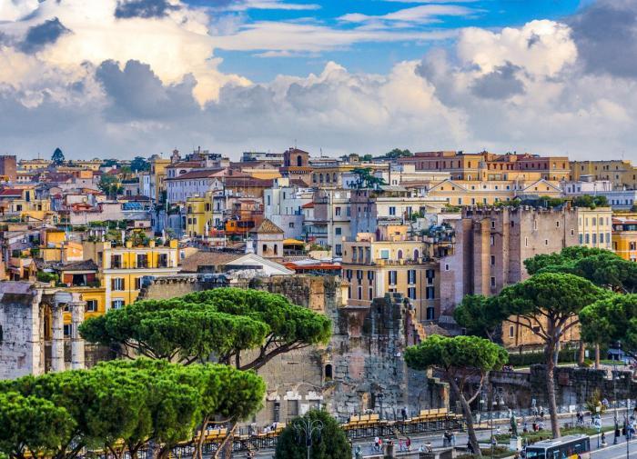 Италия начнёт принимать российских туристов летом