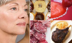 Эти продукты стоит исключить из питания, чтобы не состариться раньше времени
