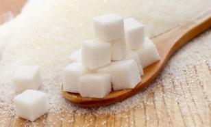В США потребляют в 1,5 раза больше сахара, чем в России