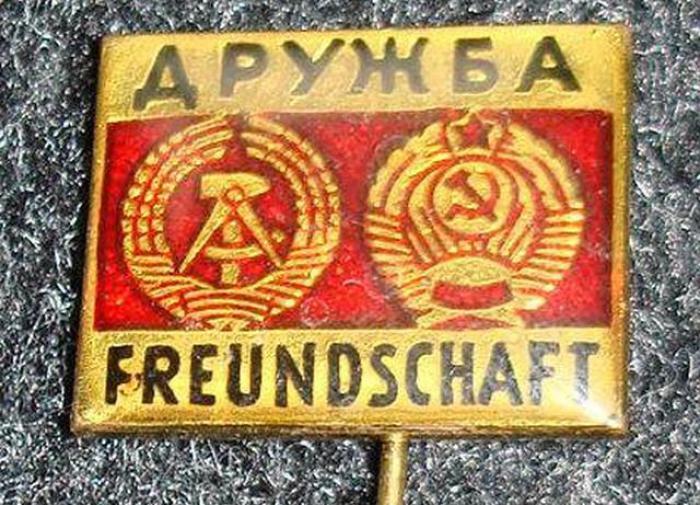 MDR: Общность судьбы не даёт восточным немцам считать Россию врагом