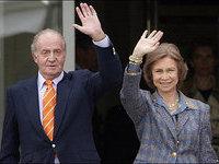 Испанская королевская чета посетит Россию в феврале