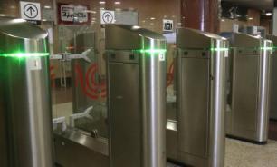 В московском метро тестируется оплата проезда с помощью лица