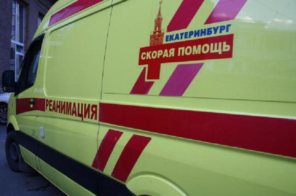 Рядом с аэропортом в Екатеринбурге грабители разжились 30 млн рублей