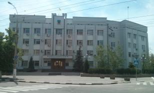 В Херсонской области загорелось здание прокуратуры