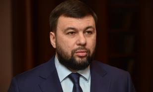 Пушилин прокомментировал обострение ситуации в Донбассе