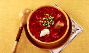Google признал борщ российским блюдом. Что скажет Украина?
