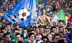 """""""Домой с победой"""": как в Италии встречали победителей Евро-2020"""