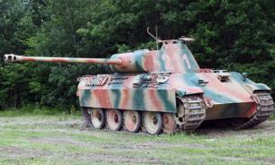 """Немецкая """"Пантера"""": мнение о ней американских танкистов"""