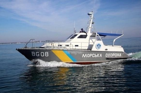 Украина предлагает принудительно установить морскую границу с Россией