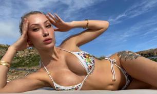 Модель из США собирает пожертвования для Австралии, позируя голышом
