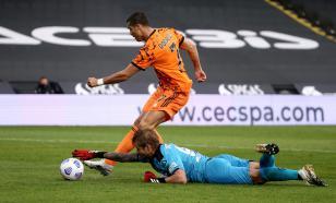 Роналду обвинили в неуважении к итальянцам