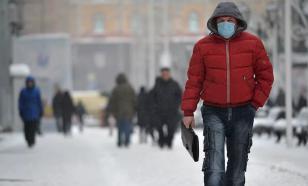 Почти 40% жителей Москвы устали от ношения масок