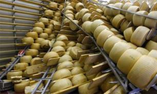 Большая часть сыра на российских прилавках - вовсе не сыр
