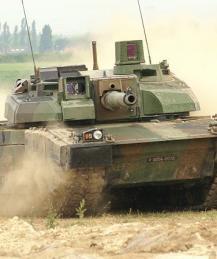 Франция отправляет в Эстонию военную технику и солдат