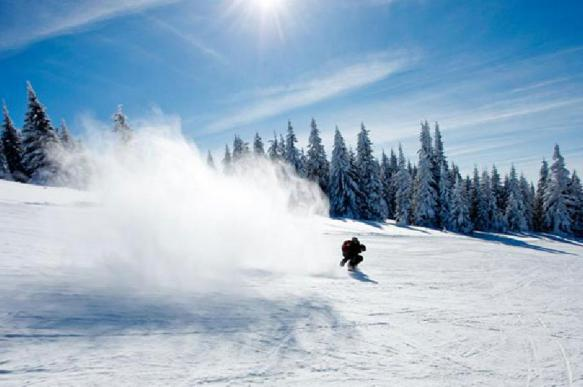 В Ростуризме назвали лучшие горнолыжные курорты России