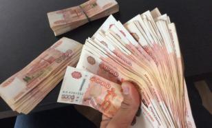 Выяснилось, где в РФ рядовые сотрудники получают более 100 тысяч рублей